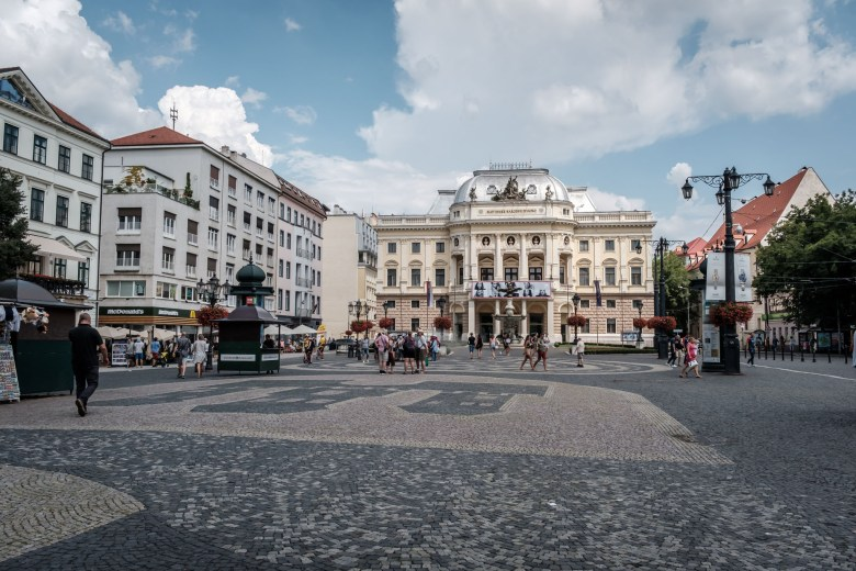 Slovakia Bratislava 18
