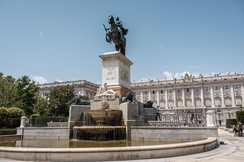 Spain Madrid 12
