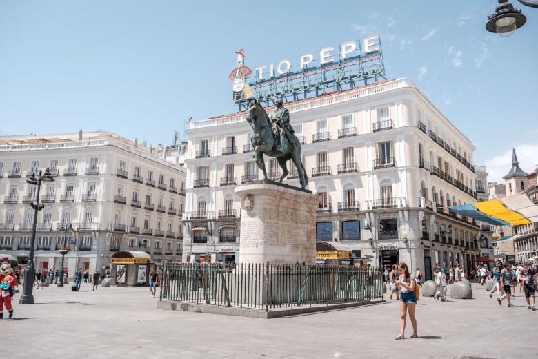 Spain Madrid 25