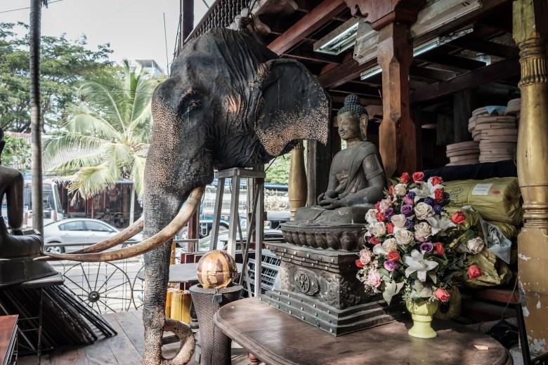 Sri Lanka Colombo 16