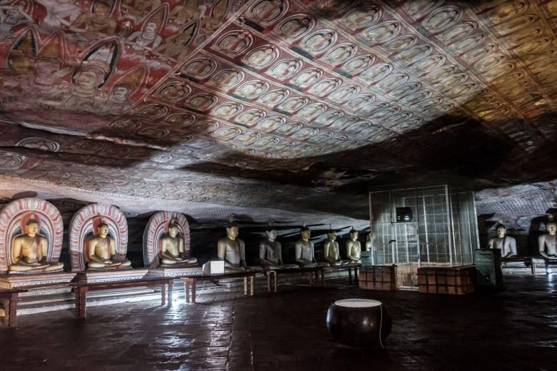 Sri Lanka Dambulla 07