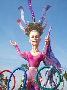 queen of sport nice carnival 2012