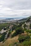 Vue depuis la forteresse de Klis
