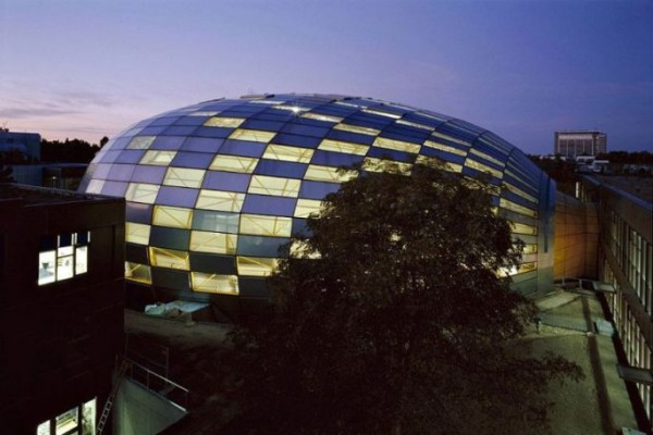 Philological Library at the Free University of Berlin, Germany