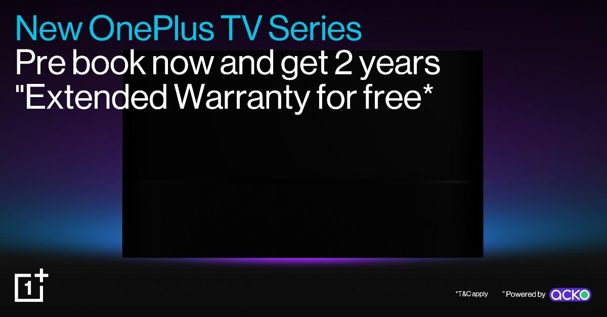 one plus tv