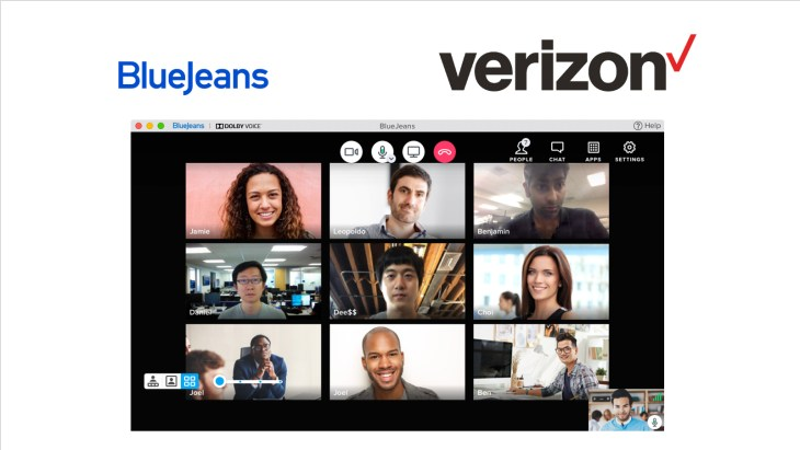 bluejeans video conference call