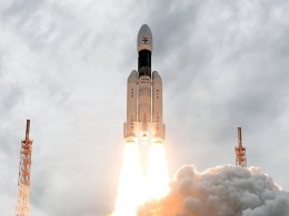chandrayaan-2 first anniversary