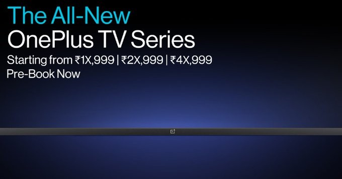 affordable one plus tv