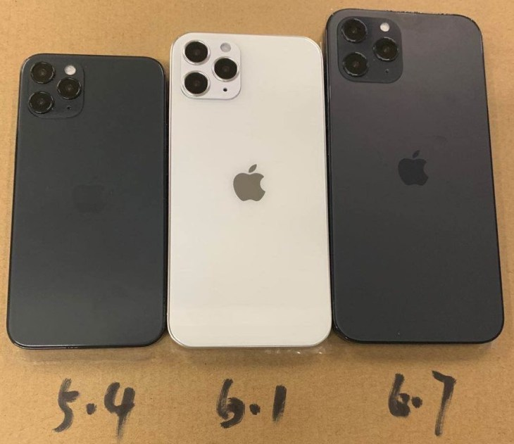iPhone 12 Could Launch a 5.4-inch Model