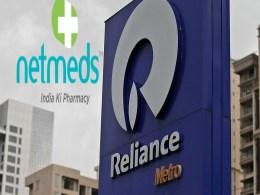 Reliance-netmeds-deal