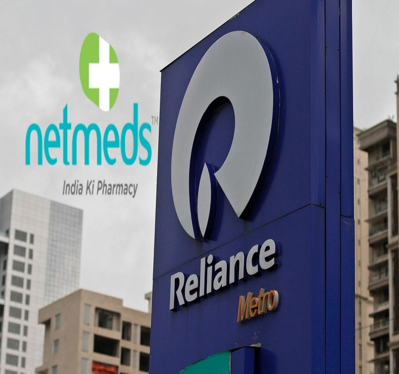 Reliance-netmeds-deal
