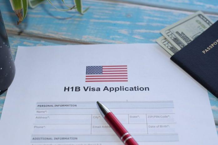 h-1b visa rules