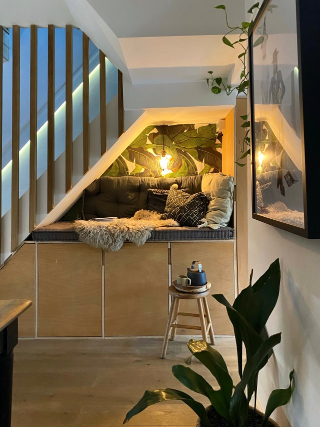 Biophilic, dynamic lighting for your home.
