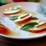 Apple, Fennel and Manchego Cheese Salad