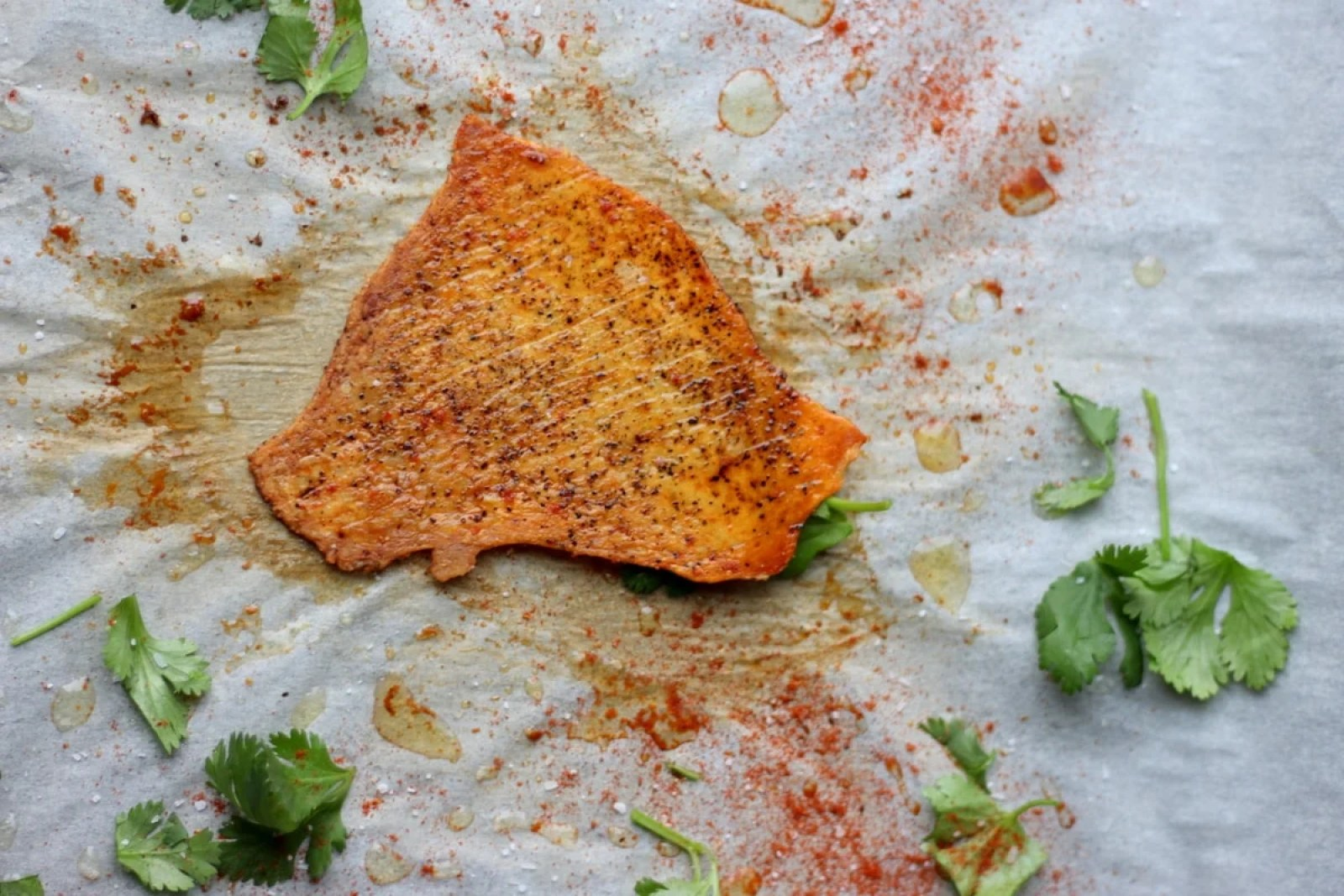 How to make crispy chicken skins - thewoodenskillet.com