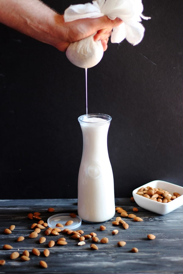 A Guide to Making Your Best Almond Milk... Ever