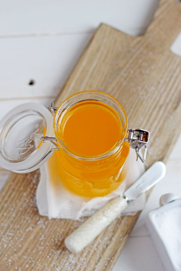 What is Ghee and How do you Make it? thewoodenskillet.com