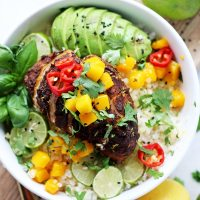 Slow Cooker Jerk Chicken (Paleo + Whole30)