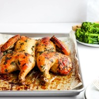 Sunday Dinner Butterflied Chicken Recipe