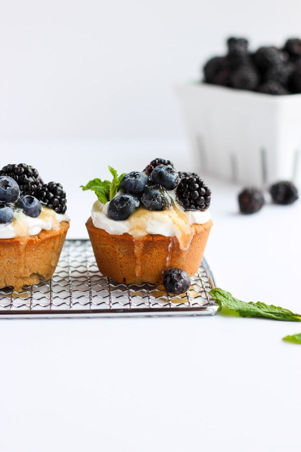 Delicious Paleo Yogurt Parfait Cups