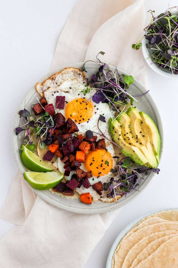 Easy Chorizo Breakfast Hash