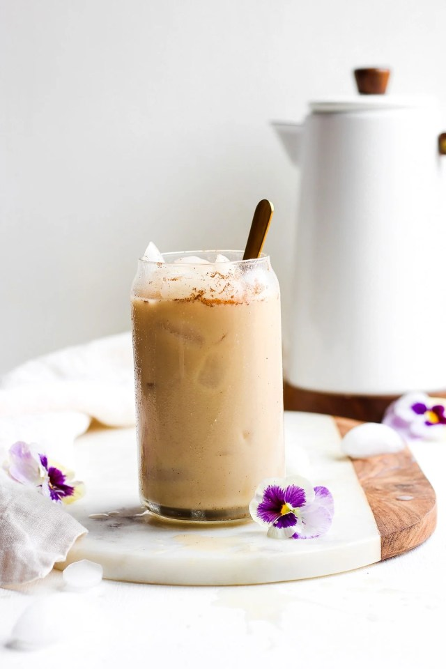Iced Cold Brew Bulletproof Coffee