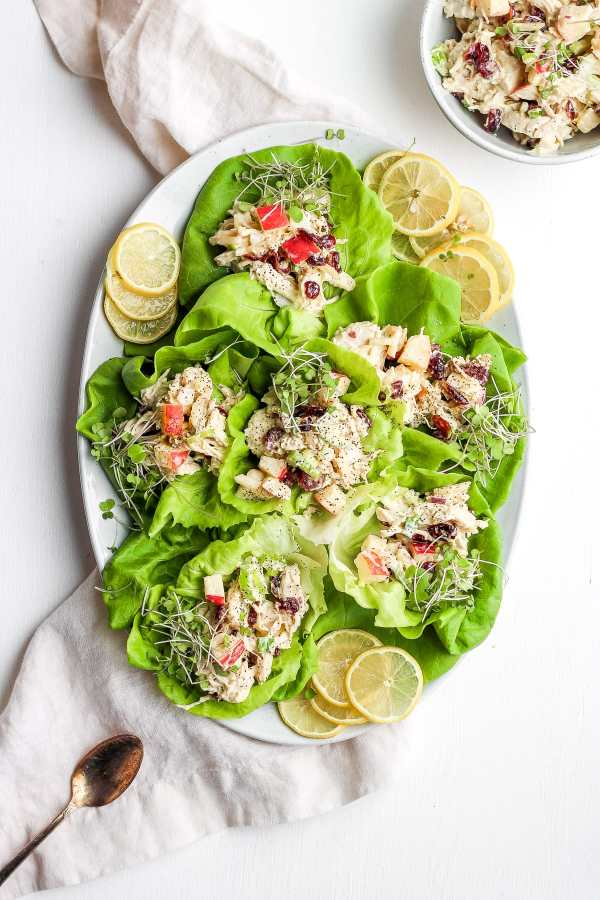 Make Ahead Apple Chicken Salad