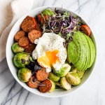 Chorizo and Eggs Dinner Bowl (20 Minutes)