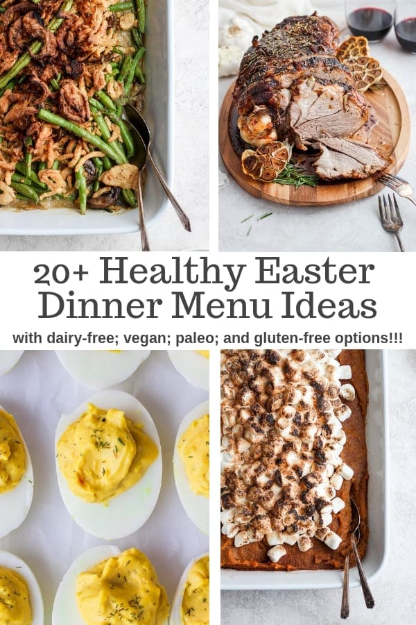 Healthy Easter Dinner Menu Ideas Whole30 Paleo The Wooden Skillet