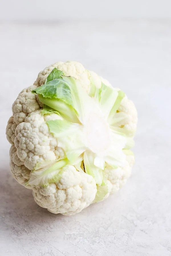 Instant Pot Cauliflower (Whole Cooked)