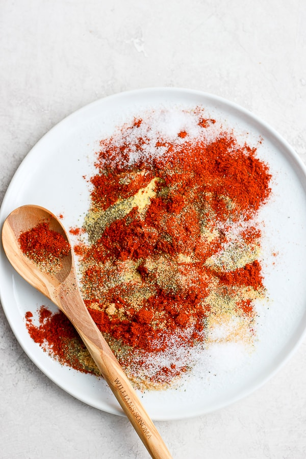 the best homemade dry rub