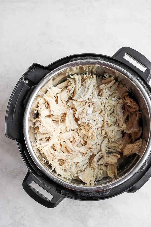 how to shred chicken breast