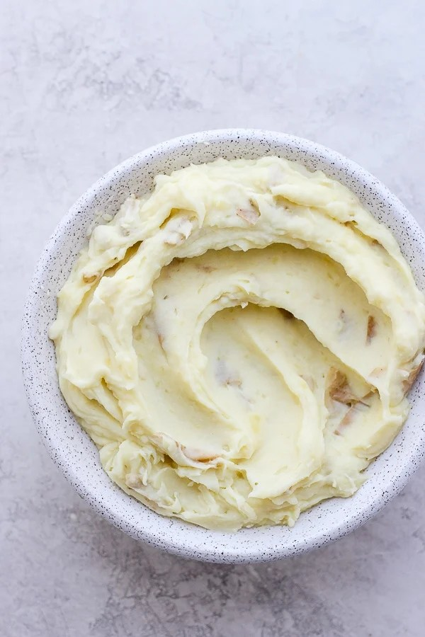 horseradish mashed potatoes
