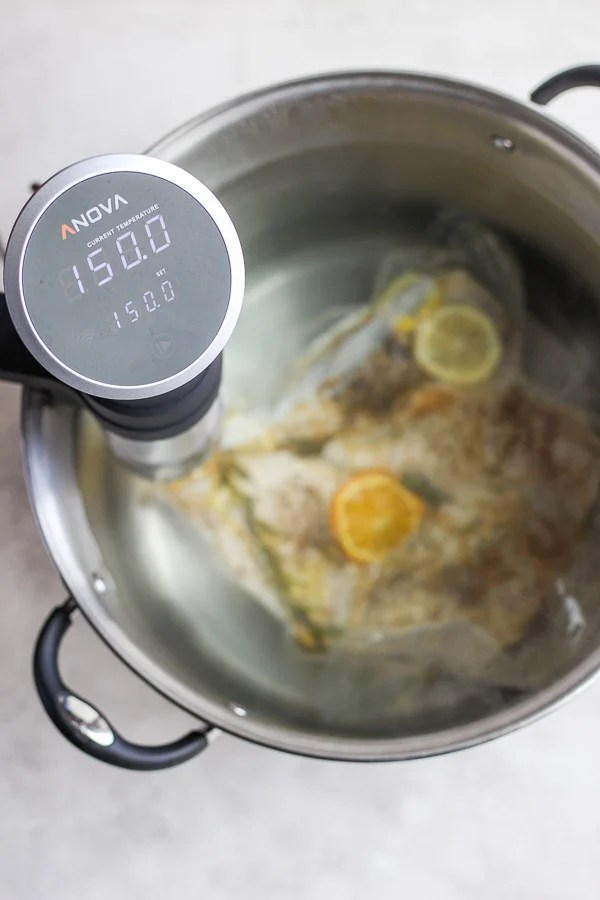 sous vide chicken