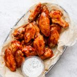 Easy BBQ Wings