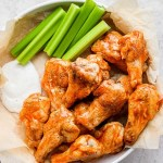 Easy Buffalo Chicken Wings