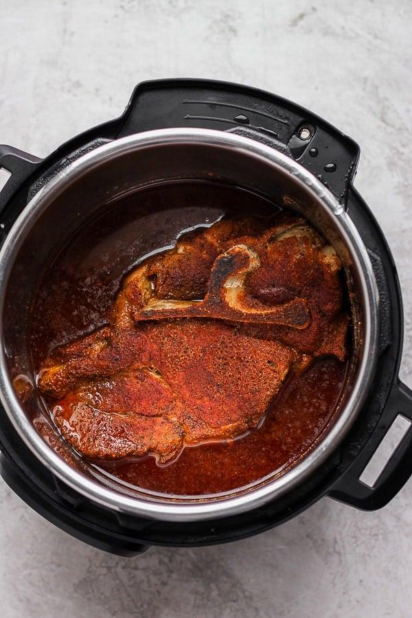 instant pot pulled pork