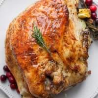 Juicy Roast Turkey Breast