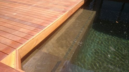 Timber Pool Deck New Durban September 2015 8