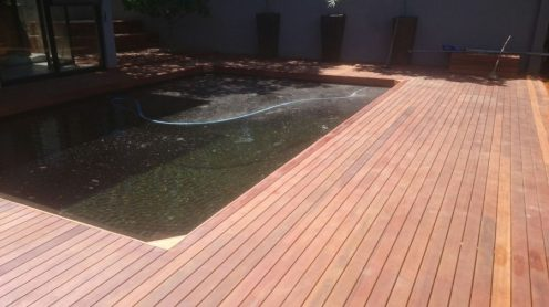 Timber Pool Deck New Durban September 2015 6