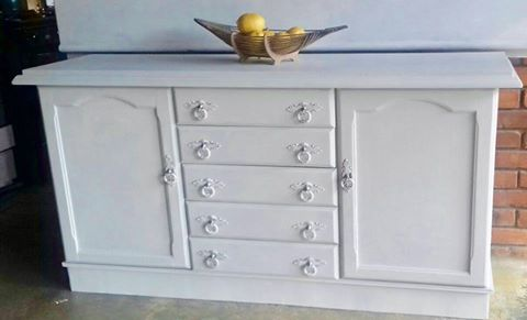 Upcycleded Sideboard