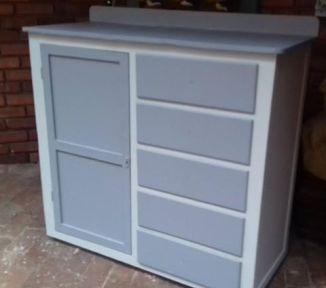 Upcycleded Dresser