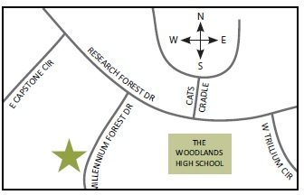 ES Facility map