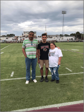 Myers named Spirit of Champions Scholarship Recipient