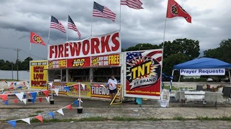 Fireworks for a Cause