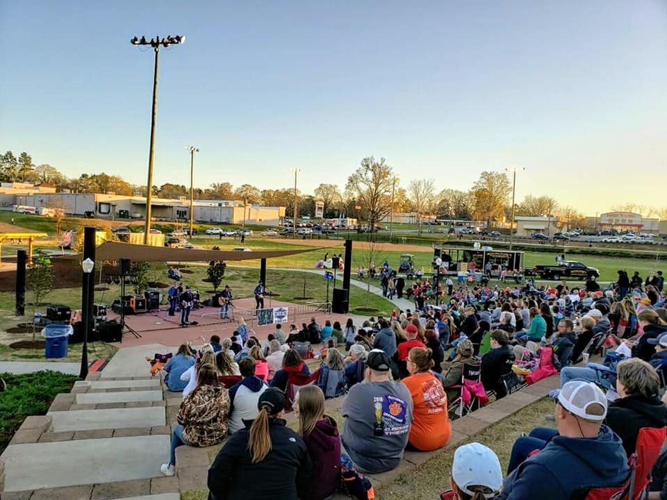 Music at McKinney Concert Series Update
