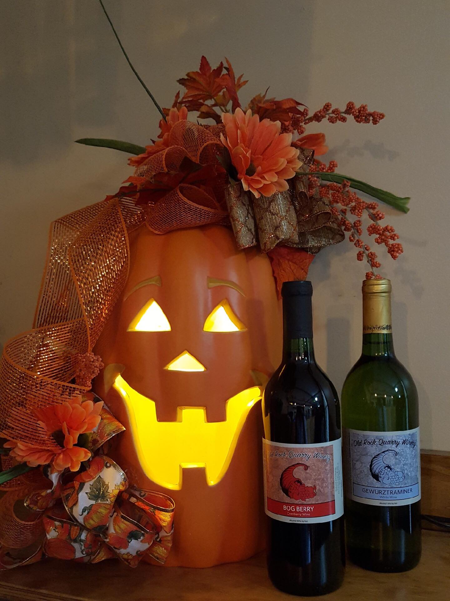 Old Rock Quarry Winery Fall Kick Off Event – Saturday, Sept. 19