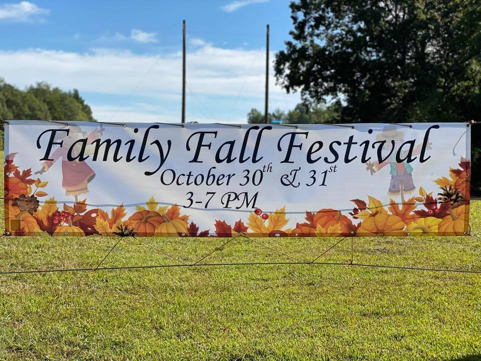 Barefoot Acres Family Fall Festival in Fountain Inn