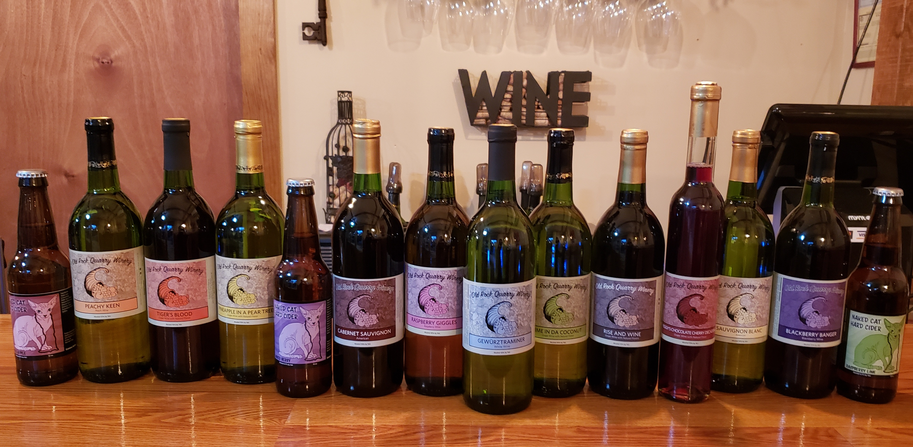 Enoree Winery Wins 14 Medals in a State Wine Competition