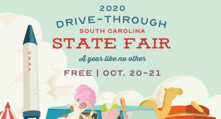 Drive Through the South Carolina State Fair